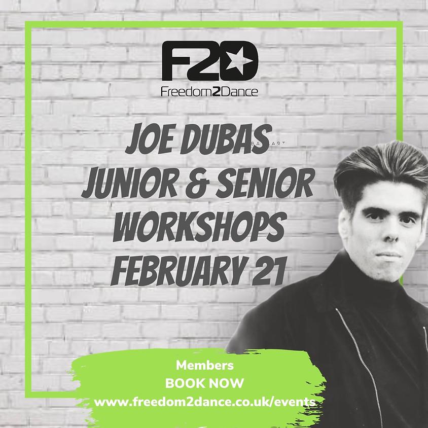 7-9 Yrs Joe Dubas Commercial