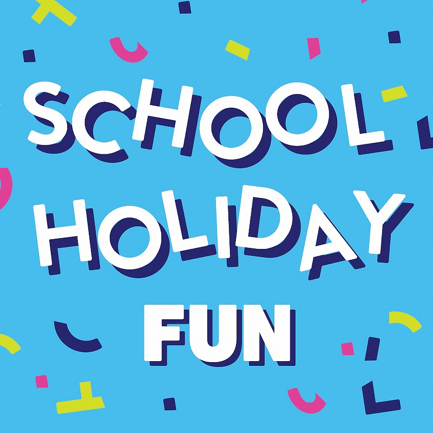 Half Term Holiday Fun! DAY 2