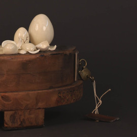 egg and story detail
