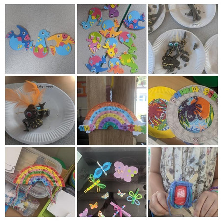 Some of our Crafts