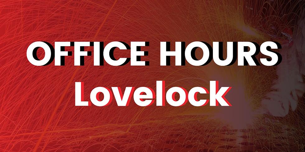 Lovelock Office Hours