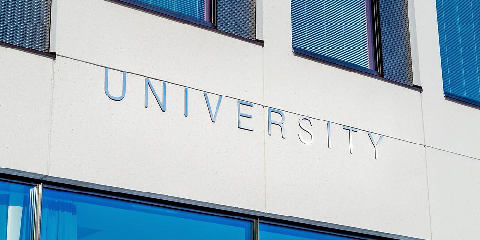 Organize College Information