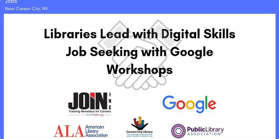 Job Seeking With Google Part I