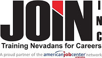 JOIN Inc. Training Nevadans for Careers logo