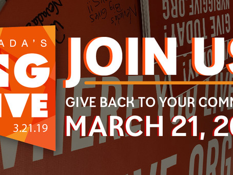 JOIN Inc. participates in Nevada's Big Give