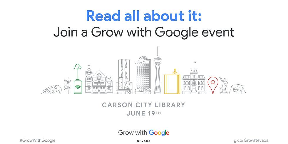 Grow with Google Carson City