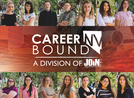 """15 Douglas County high school students are """"Career Bound"""" after completing professional skills boot"""