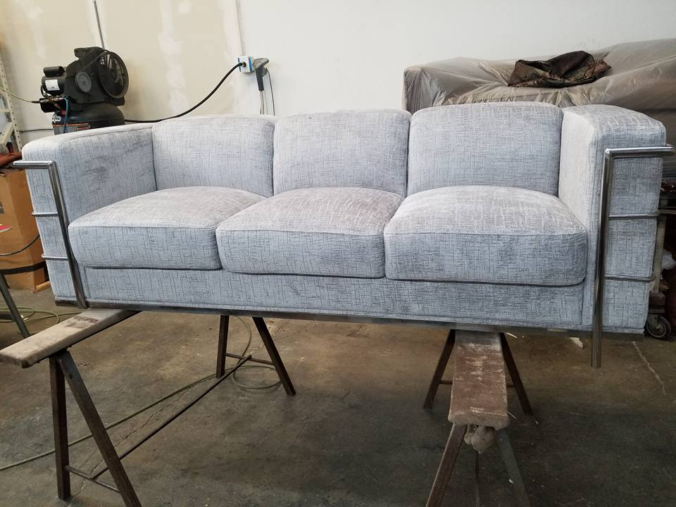 Sofa Re-Upholstery