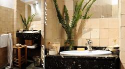 עיצוב חדרי אמבטיה בסגנון כפרי/רומנטי
