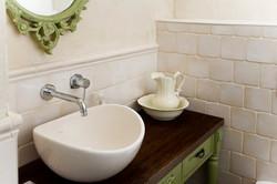 עיצוב חדרי אמבטיה בסגנון כפרי