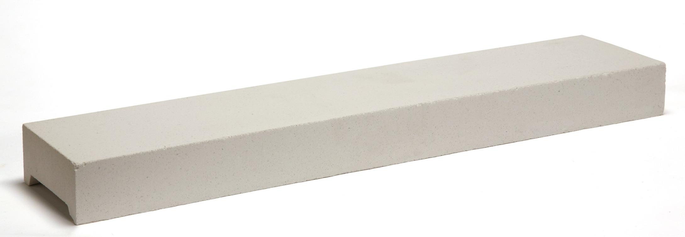מעקה לגמר קירות משרביה מבטון