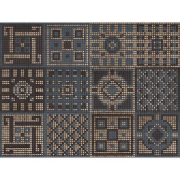 שטיח פסיפס קרמי לריצוף וחיפוי