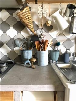 אריחי כנורות למטבח ולאמבט