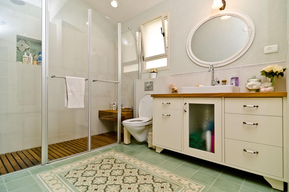 חדרי רחצה בלתי רגילים