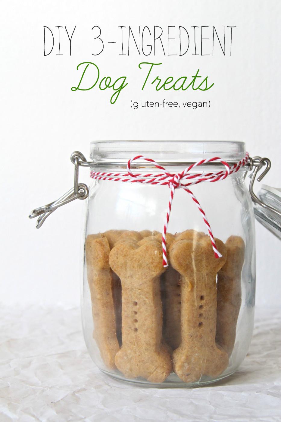 Link to 3 Ingredient Dog Teats in jar