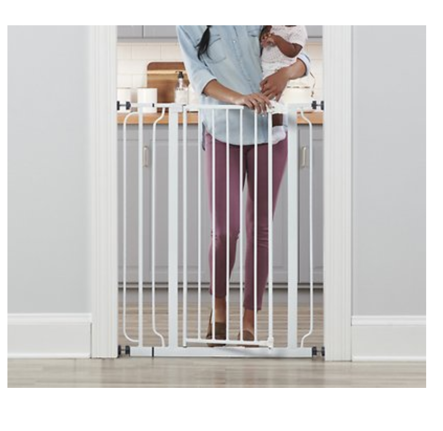 Pet Separation Step-Through Gate