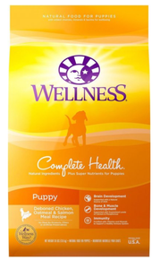 Bag of Wellness Complete Healthy Puppy good