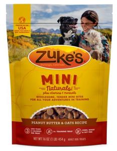 Zuke's Mini Naturals Dog Training Treats