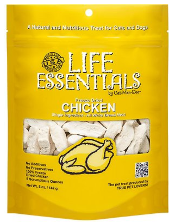 Photo of Life Essentials Chicken Cat & Dog Treats