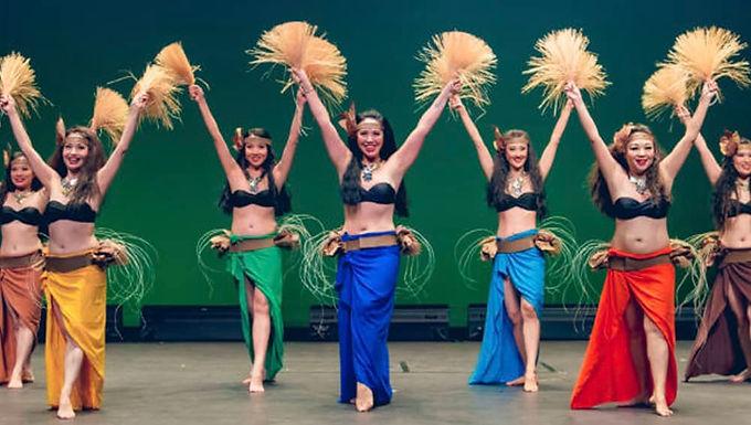 Hawaiian Dance Basics