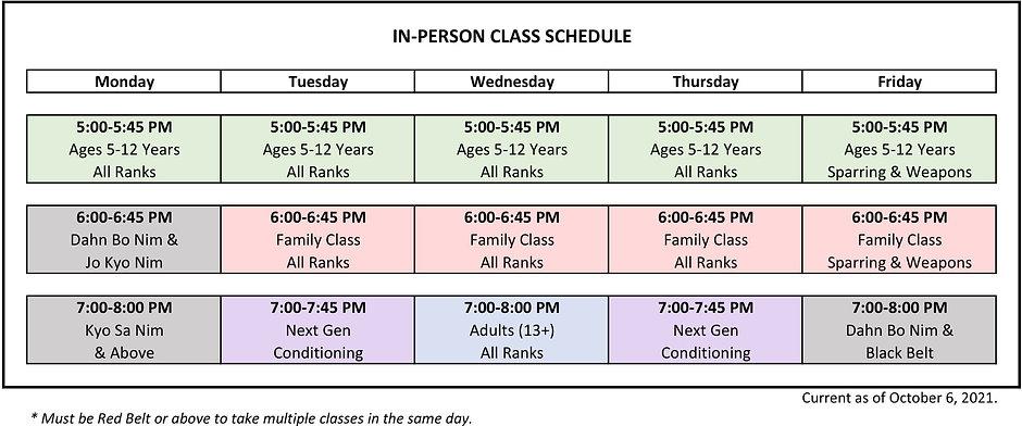 Class Schedule In Person October 2021.jpg