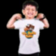 TBTA - T-Shirt on a child (Logo).png