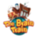The Brain Train train on earth game logo education educational app edutainment learning elearning e-learning interactive story storybook kids app