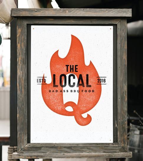 Local Q | Art Direction, Branding & Graphic Design