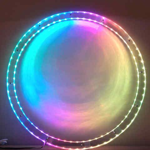 Full colour circle