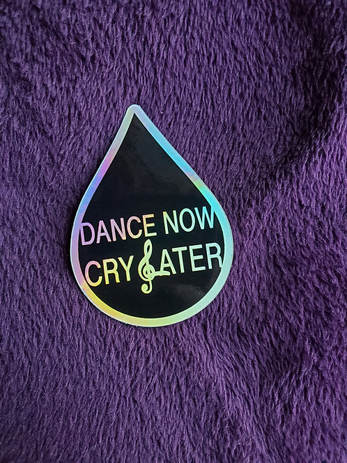 DNCL Holographic Sticker