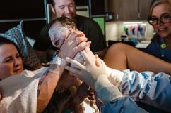 Olson birth