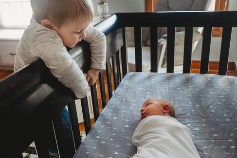 Hennen newborn