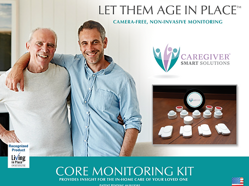 Caregiver monitoring system