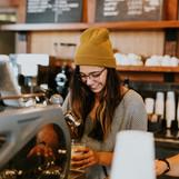 Coffee behaviour