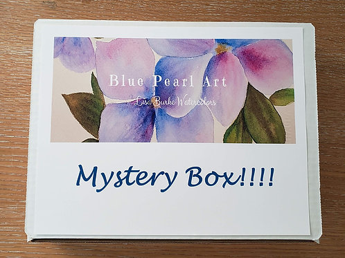 Blue Pearl's Mystery Box