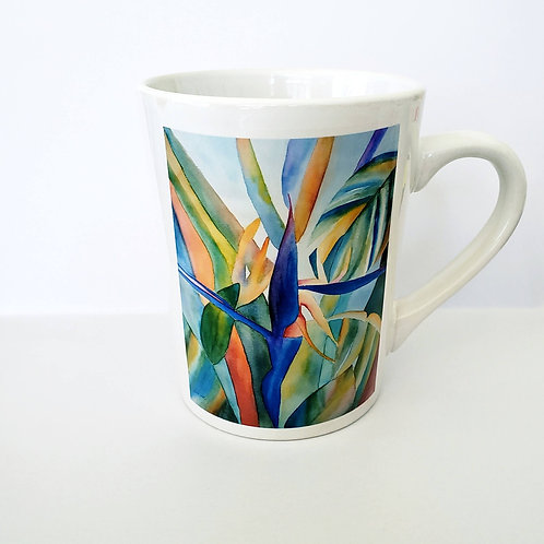 Bird of Paradise Mug