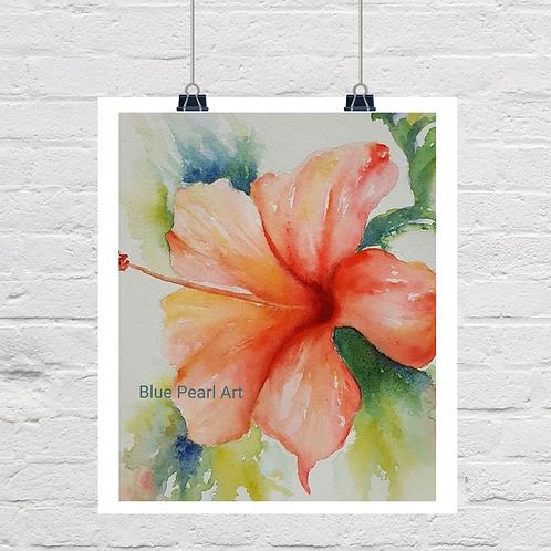 Tropical Flavor Art Print