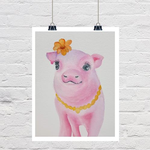 Precious the Pig