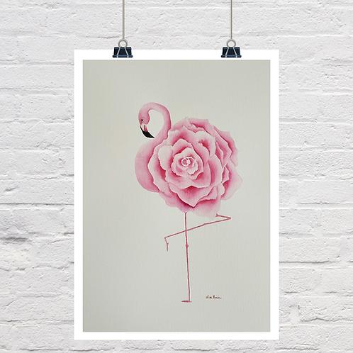 Rose -  Printable