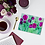 Thumbnail: A new set of alcohol ink notecards