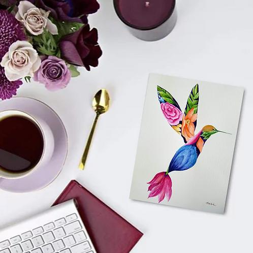 Floral Bird set