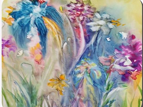 Florals Mouse Pad