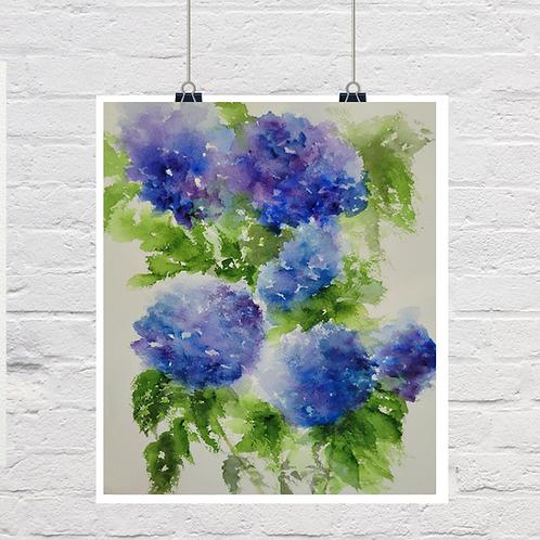 If I Was A Flower- art prints