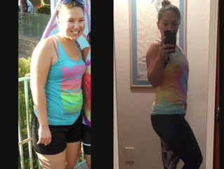 Meet our client and friend Leigh. This is her journey.