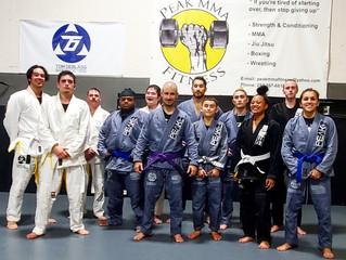 Peak MMA & Fitness BJJ