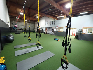 Peak Fit Strength and conditioning classes
