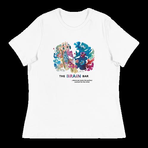The Brain Bar - Women's Relaxed T-Shirt