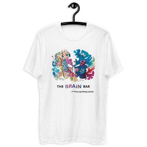 The Brain Bar - Short Sleeve T-shirt