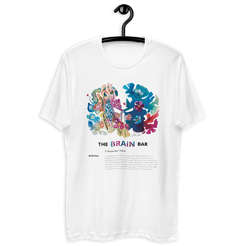 The Brain Bar - Short Sleeve T-shirt