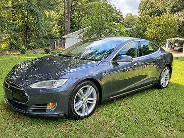 2015 Tesla P85D